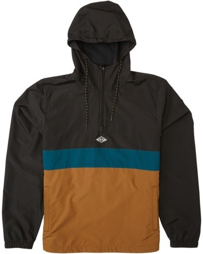 4 Wind Swell Anorak Jacket Multicolor M7103BWI Billabong