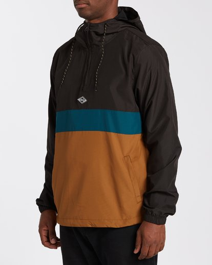 1 Wind Swell Anorak Jacket Multicolor M7103BWI Billabong