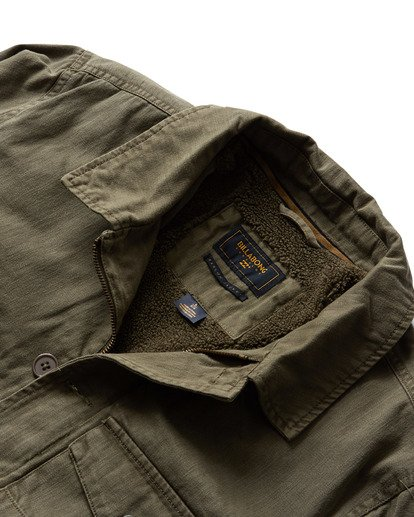 2 Barlow Military Jacket  M710QBBM Billabong