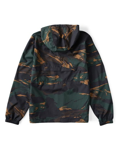 4 Wind Swell Anorak Black M710VBWI Billabong