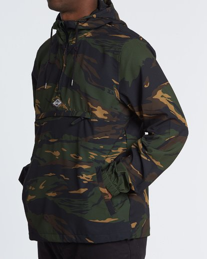 1 Wind Swell Anorak Black M710VBWI Billabong