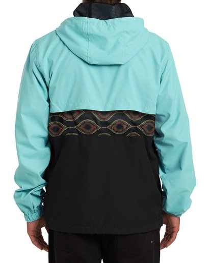 1 Legacy Anorak Jacket Black M710WBXT Billabong