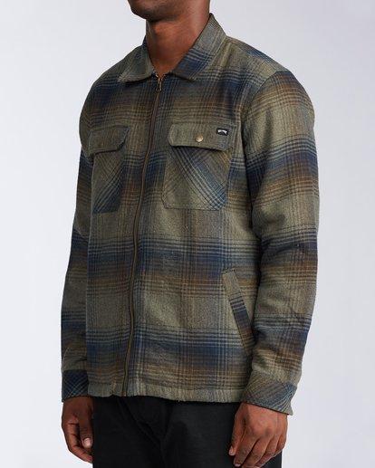 1 Barlow Zip Jacket Green M7353BBZ Billabong