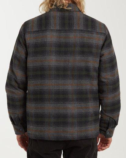 2 Barlow Zip Jacket Grey M735VBBZ Billabong