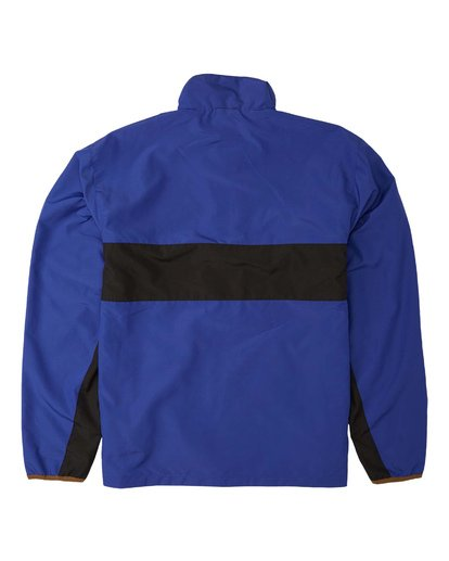 16 Highland Reversible Jacket Blue M7393BAR Billabong