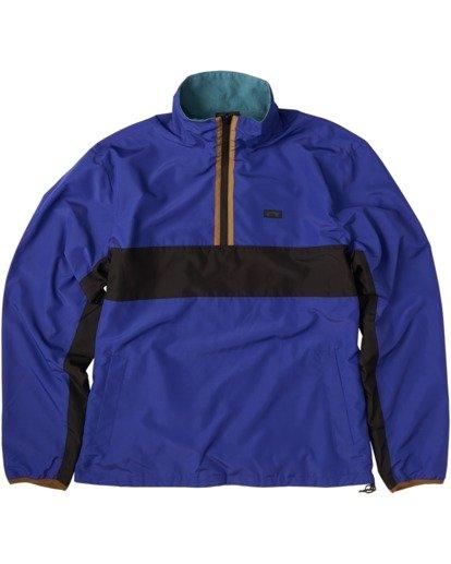14 Highland Reversible Jacket Blue M7393BAR Billabong