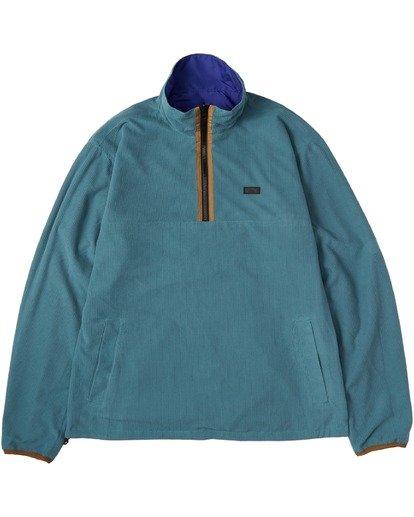 15 Highland Reversible Jacket Blue M7393BAR Billabong