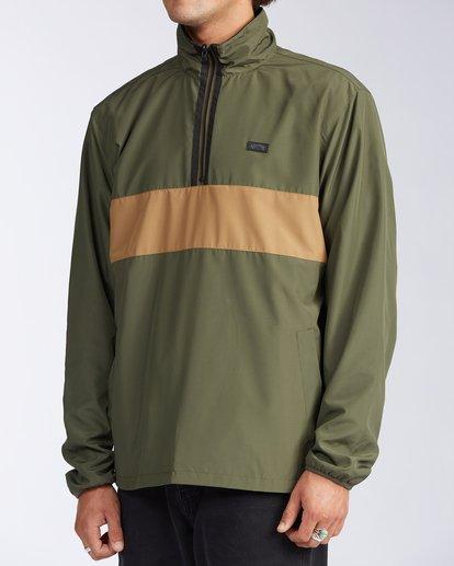 1 Highland Reversible Jacket Green M7393BAR Billabong