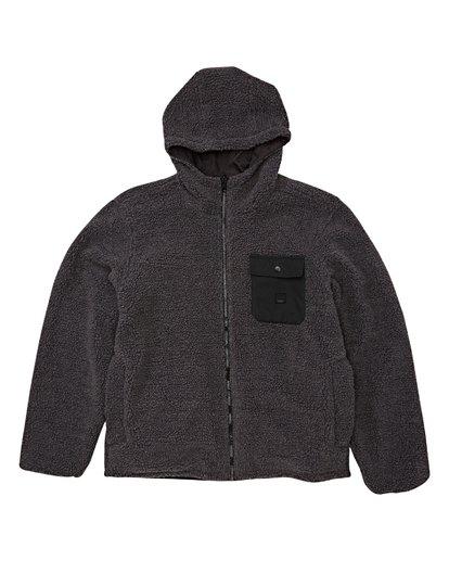 5 Switchback Reversible Jacket Black M741WBSR Billabong