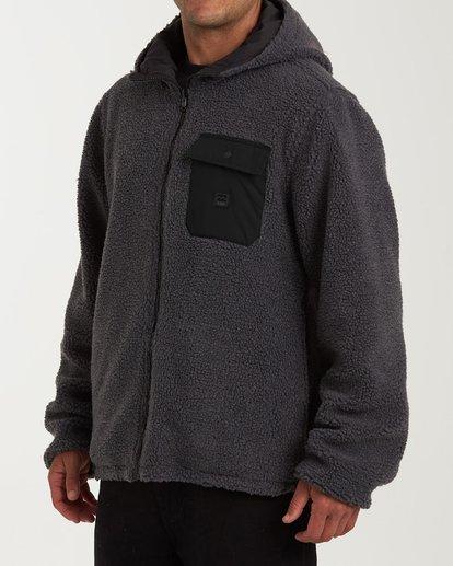 1 Switchback Reversible Jacket Black M741WBSR Billabong