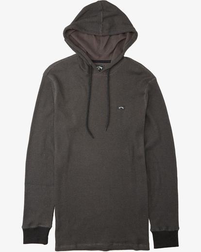 5 Keystone Pullover Hoodie Black M9013BKE Billabong