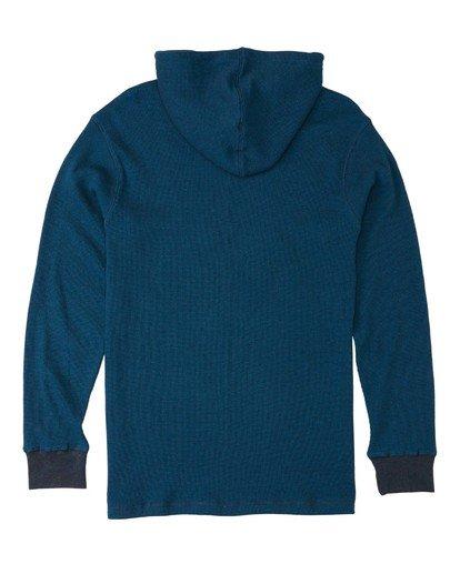 4 Keystone Pullover Hoodie Blue M9013BKE Billabong