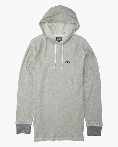 5 Keystone Pullover Hoodie Brown M9013BKE Billabong