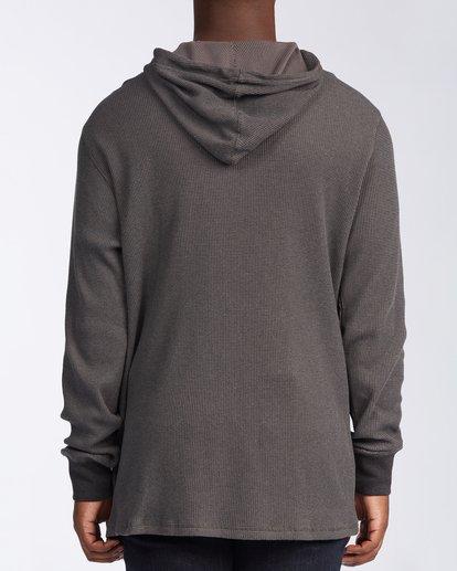 3 Keystone Pullover Hoodie Black M9013BKE Billabong