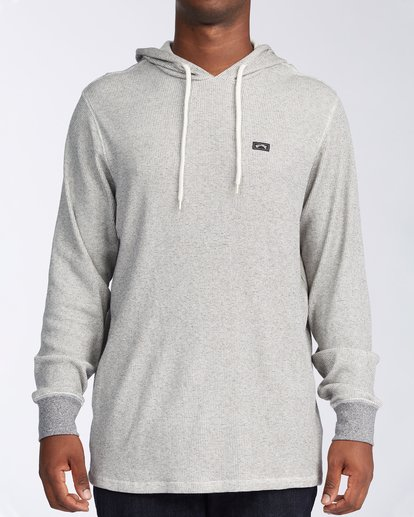 0 Keystone Pullover Hoodie Brown M9013BKE Billabong
