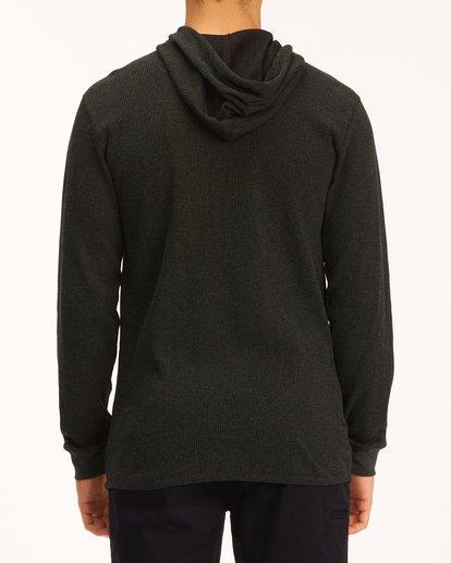 2 Keystone Pullover Hoodie Black M9013BKE Billabong