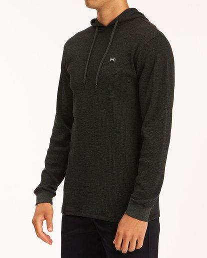 1 Keystone Pullover Hoodie Black M9013BKE Billabong