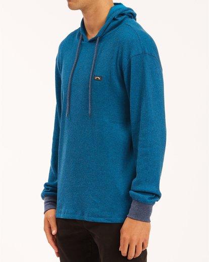1 Keystone Pullover Hoodie Blue M9013BKE Billabong