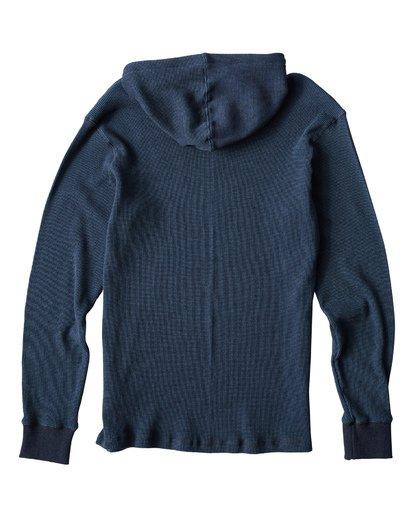 1 Keystone Pullover Hoodie Blue M901VBKE Billabong