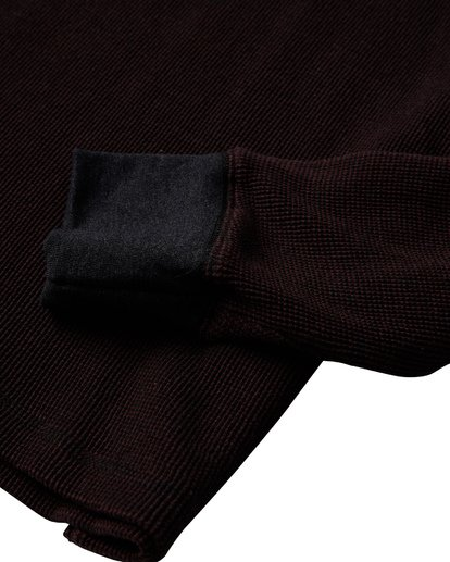 8 Keystone Pullover Thermal Hoodie Red M901VBKE Billabong