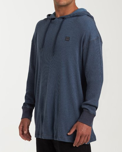 1 Keystone Pullover Thermal Hoodie Blue M901VBKE Billabong