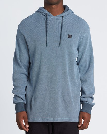 0 Keystone Pullover Thermal Hoodie Blue M901VBKE Billabong