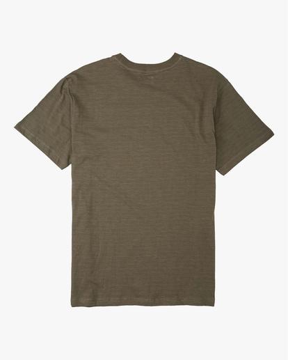 1 Mesa Slub Crew T-Shirt  M9041BMS Billabong