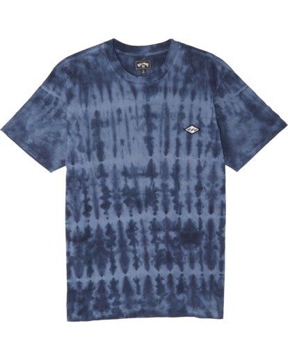 3 Oddball Crew T-Shirt Blue M9041BOD Billabong