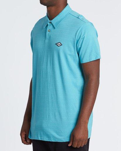 1 Schooled Polo Shirt Black M9181BSP Billabong