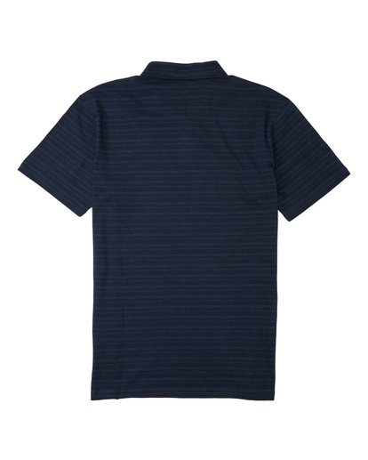 1 Essential Polo Blue M9183BES Billabong