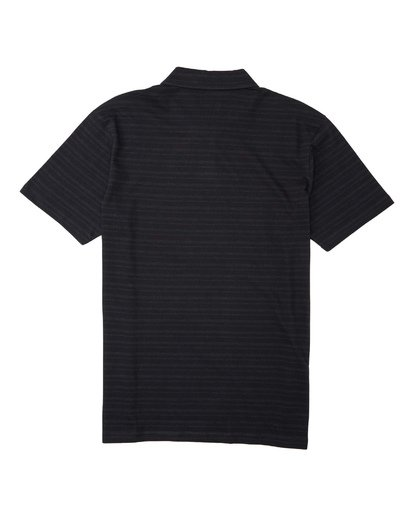 1 Essential Polo Black M9183BES Billabong