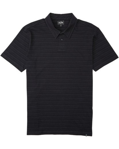 0 Essential Polo Black M9183BES Billabong