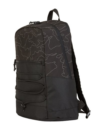 6 Axis Day Backpack Black MABK1BAP Billabong