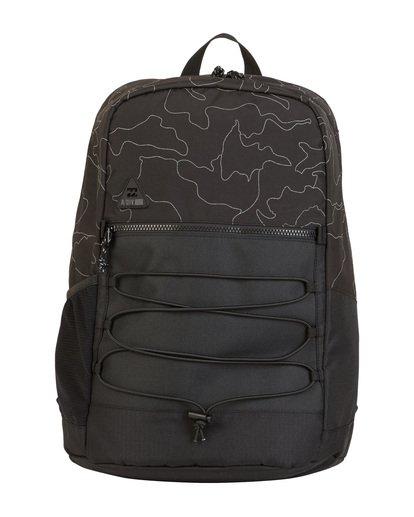 3 Axis Day Backpack Black MABK1BAP Billabong