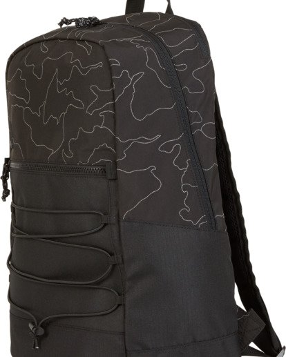 3 Axis Day Backpack Black MABK1BAP Billabong