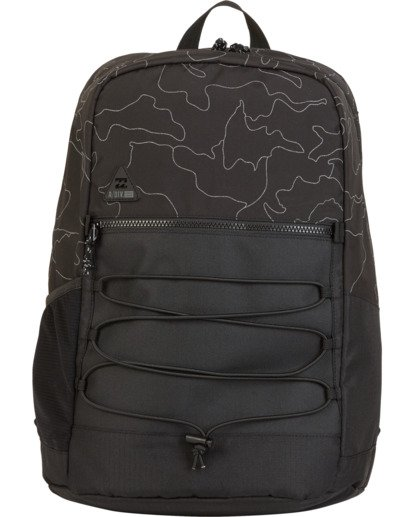 0 Axis Day Backpack Black MABK1BAP Billabong