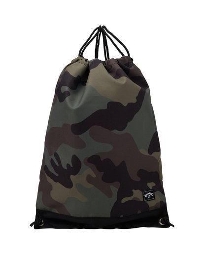 4 Camo Cinch Bag  MABK1BCR Billabong