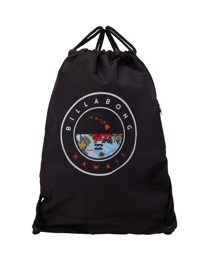 4 Hawaii Cinch Sack Black MABK1BHR Billabong