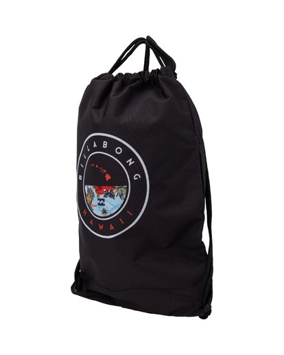 1 Hawaii Cinch Sack Black MABK1BHR Billabong