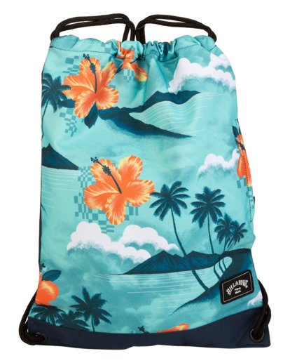 0 All Day Cinch Backpack Blue MABK2BAC Billabong