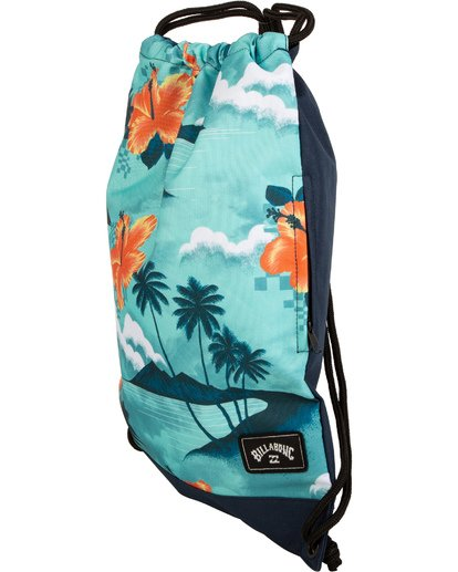 1 All Day Cinch Backpack Blue MABK2BAC Billabong
