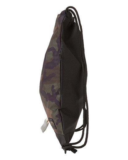 1 All Day Cinch Backpack Black MABK3BAC Billabong