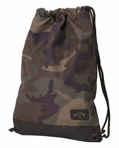 2 All Day Cinch Backpack Black MABK3BAC Billabong