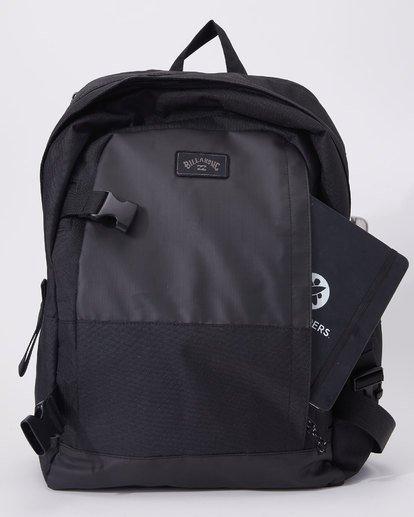 3 Command Skate Backpack Black MABK3BCK Billabong