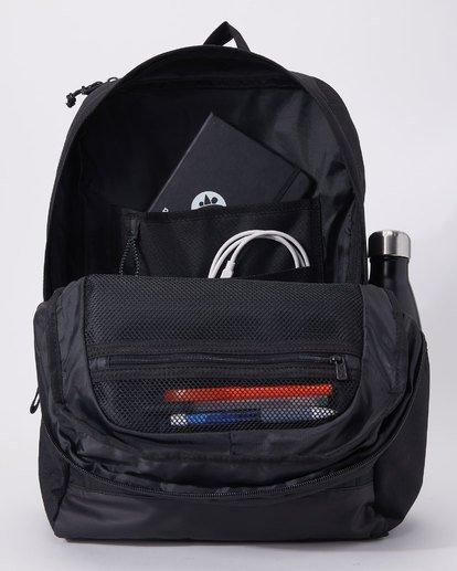 4 Command Skate Backpack Black MABK3BCK Billabong