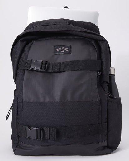 5 Command Skate Backpack Black MABK3BCK Billabong