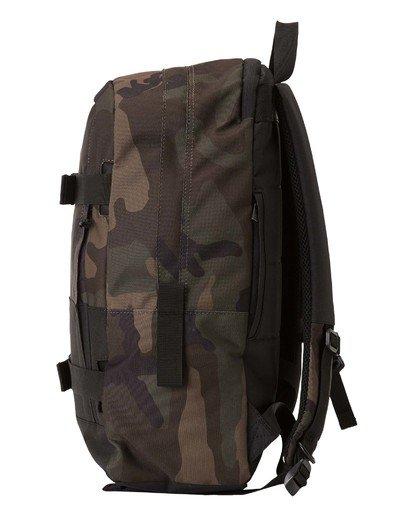 1 Command Skate Backpack Black MABK3BCK Billabong