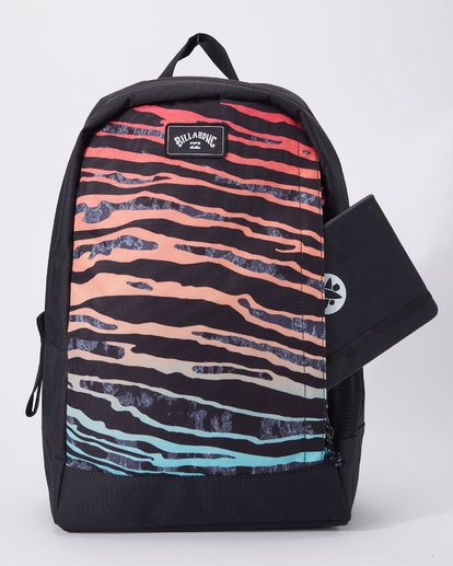 3 Command Lite Backpack Multicolor MABK3BCL Billabong