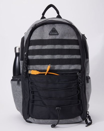 3 Combat Pack Black MABK3BCM Billabong