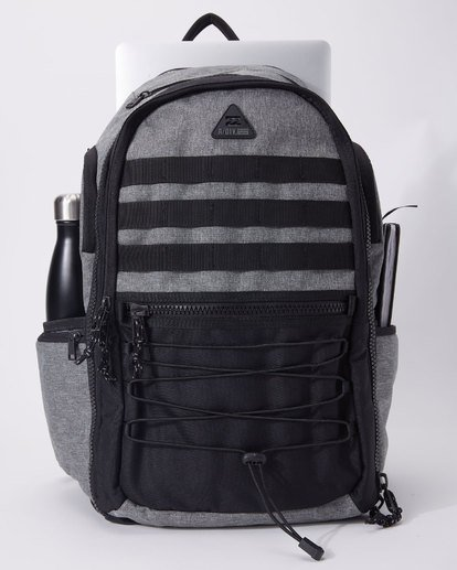 6 Combat Pack Black MABK3BCM Billabong